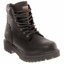 Mens Timberland Pro Direct Attach 6in Soft Toe Waterproof Insulated Black