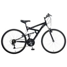Cycle Force Dual Suspension 26-inch Wheels 18-inch Frame Men's Mountain Bike