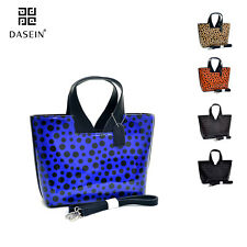 New Dasein Womens Handbags Leather Satchels Tote Bag Shoulder Bags Purse 2 Kinds