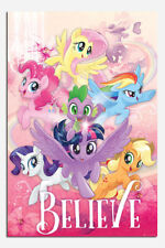 My Little Pony Movie Believe Poster New - Maxi Size 36 x 24 Inch