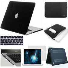 """Hard case sleeve bag pouch keyboard cover film For Macbook Pro Air 11 12 13 15"""""""