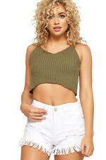 Womens Distressed White Denim Shorts Ladies Hot Pants Ripped Pocket Button 6-16