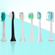 40x Generic Philips Sonicare ProResults DiamondClean InterCare Toothbrush Heads