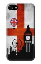 S2979 England Football Soccer Flag Case for IPHONE Samsung Smartphone ETC