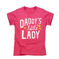 Daddys Little Lady - Toddler Short Sleeve Tee
