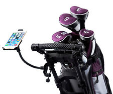 """Golf Clamp Mount Attachment + Dedicated Holder for Apple iPhone 6 6s Plus 5.5"""""""
