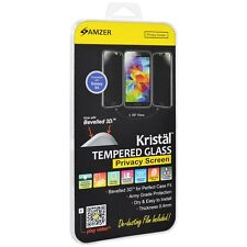 For Samsung Galaxy S5 Privacy Tempered Glass HD Screen Protector for Galaxy S5