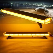 88LED Bright Light Bar Car Emergency Beacon Warn Tow Truck Response Flash Strobe