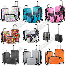 Variety Styles Luggage Suitcase PC ABS Cabin Small/Medium/Large Travel/Hardshell