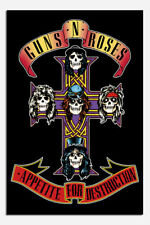 Guns N Roses Appetite For Destruction Poster New - Maxi Size 36 x 24 Inch