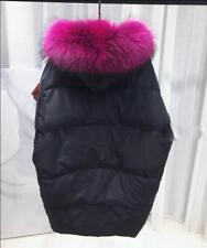 2017 New Style Women's 100% Real Fur Down jacket Lady Parka Outwear Coat Winter