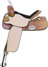 Billy Cook Saddlery Ep Roughout Barrel Racer