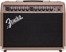 Fender Acoustasonic 40 Acoustic Guitar Amplifier - Brown and Wheat