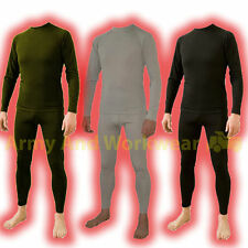 Thermal Underwear Suit / Set Full Sleeve Top & Long Johns Heat Trap Fabric Mens