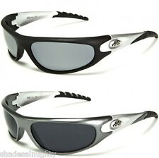 XLOOP New Mens Womens Sports Black UV400 Fashion Wrap Designer Sunglasses 261