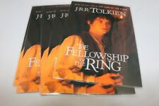 The Lord of The Rings JRR Tolkien Elijah Wood 4x6 Movie Film Postcard Lot of 2