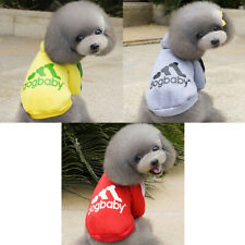Warm Jumpsuit Pet Dog Coat Puppy Winter Apparel Sports Outfit Button Closure