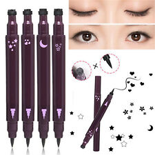 Large Size Easy To Makeup Vamp Stamp Cat Eye Wing Eyeliner Stamp Tool New CHIC
