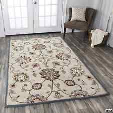 Rizzy Home Valintino Collection Blue/ Beige Area Rug (8' x 10')