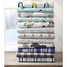 Home Fashion Designs Stratton Collection Extra Soft Printed 100% Cotton Flannel