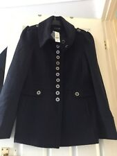 New With Tags Size 16 LONG TALL SALLY Lined Thick Wool Blend Jacket