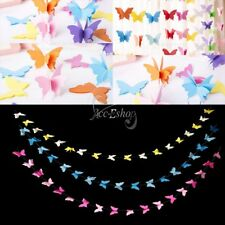 3D PVC Butterfly Wall Decals Removable Sticker Wedding Home Party Decor Magnets