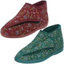 Ladies Natureform 'Grace' Boot Slippers Style ~ K