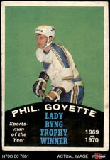 1970 O-Pee-Chee #251 Phil Goyette - Lady Byng Trophy Sabres FAIR