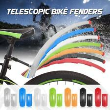 Bicycle Mountain Bike Fenders Front Rear Cycling Fenders Wing Mud Guard Y4F7