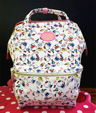 New Cute HelloKitty Large Backpack Bag School Bag Purse yey-6605A