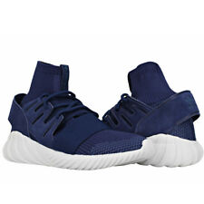 Adidas Tubular Doom PK PRIMEKNIT TRAINERS Trainers Blue Shoes NEW
