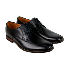 Clarks Narrate Walk Mens Black Leather Casual Dress Lace Up Oxfords Shoes