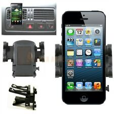 Car Air Vent Mount Holder Cradle Kit For Various Mobile Phones 45mm To 105mm