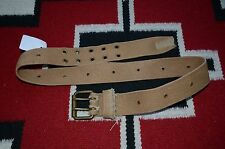 Ralph Lauren RRL Made in USA Limited Edition Military Style Canvas Belt