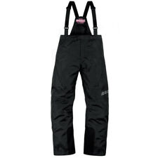 Icon Women's PDX 2 Waterproof Bibs Black
