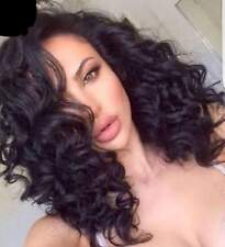 Hot  Remy Human Hair Baby Hair Wigs Lace Front /Full Lace Wig Curly Wave Wigs