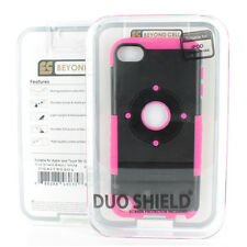 Beyond Cell [Tri Shield] For Apple iPod Touch 5 Rugged Hybrid Hard Case Stand