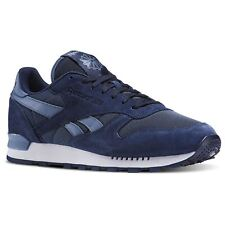 Reebok Classic Leather Clip Elements Trainers Mens Sneakers Shoes Footwear