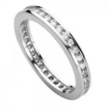 Silver Trends Women JEWELERY RING WITH STONE ST445 Sterling 925 Rhodium-Plated
