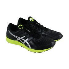 Asics Gel Hyper Tri 3 Mens Black Mesh Athletic Lace Up Running Shoes