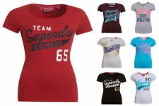 New Womens Superdry Tshirts Selection - Various Styles & Colours 0712