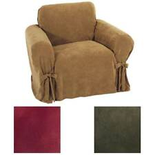 Classic Slipcovers Ultimate Suede Chair Slipcover