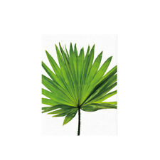 Nordic Style Green Leaf Canvas Art Poster Print Wall Picture Home Hanging Decor