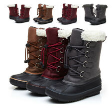 Snow Boots For Boys Girls Children Plus Size Winter Boots Kids Waterproof Boots