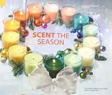 PartyLite Escential Jar Candles,  You Pick, Mix or Match, NEW  (B)   45% OFF