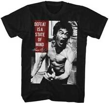 BRUCE LEE - State Of Mind - T SHIRT S-M-L-XL-2XL Brand New - Official T Shirt