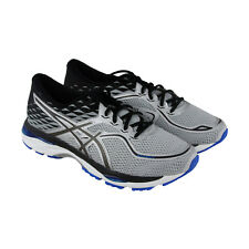 Asics Gel Cumulus 19 Mens Gray Mesh Athletic Lace Up Running Shoes
