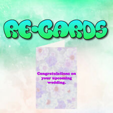Re-Cards PERSONALIZED ~ DIVORCE - BREAK UP Greeting Card / Funny Adult Humor
