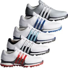 Adidas Golf 2018 TOUR360 2.0 Boost Leather Mens Golf Shoes - Wide Fitting