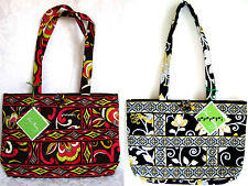 Vera Bradley Small Tic Tac Tote Puccini or Yellow Bird HTF NWT